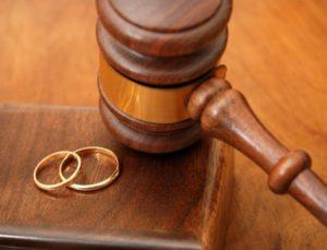 Расторжение брачного контракта